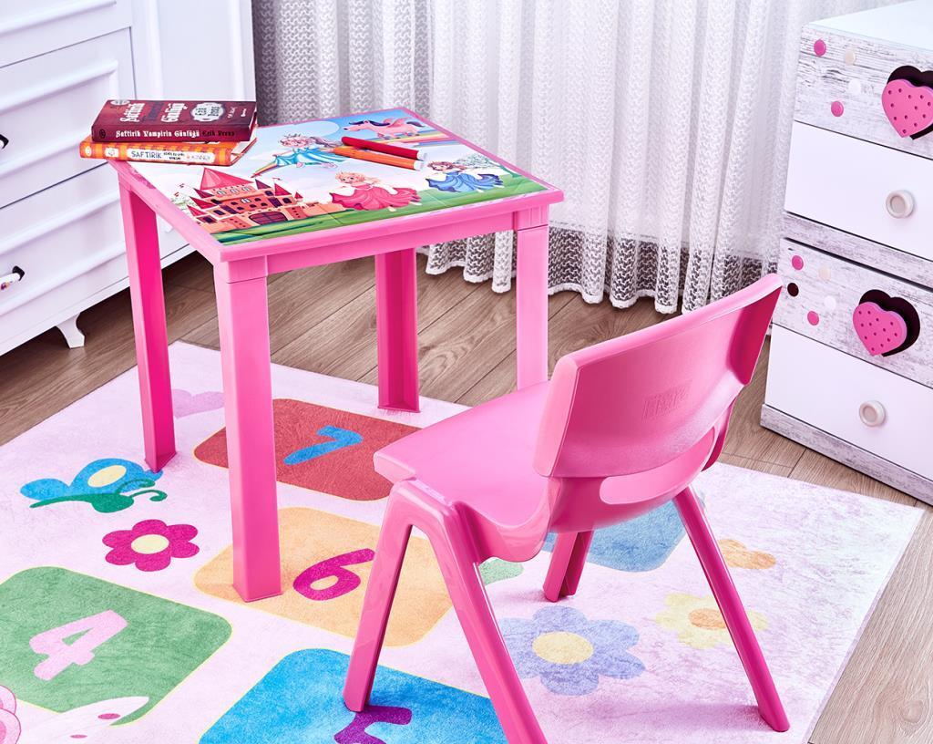 Çocuk Masa Sandalye Takımı